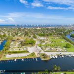 Anchorage Park Marina Waterway North Palm Beach Florida