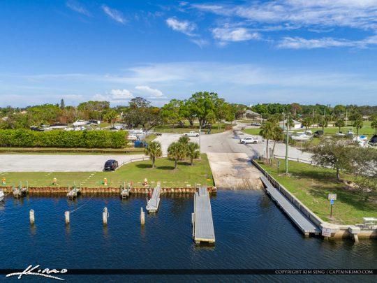 Anchorage Park Marina Boat Ramp North Palm Beach Florida