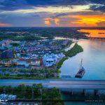 1000 North Jupiter Florida Sunset July 20 2017