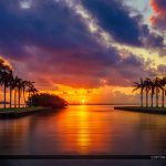 Deering Estate Sunrise at Equinox Miami Florida
