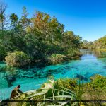 Weeki Wachee Springs State Park Blue Sping Waters River