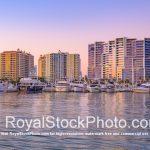 Sarasota Bayfront Buidling Skyline
