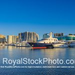 Sarasota Bayfront Blue Skys at MArina