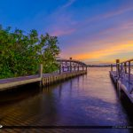 Boat Ramp Leighton Park Palm City Florida Martin County
