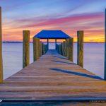 Sunset Pier Refuge House Hutchinson Island