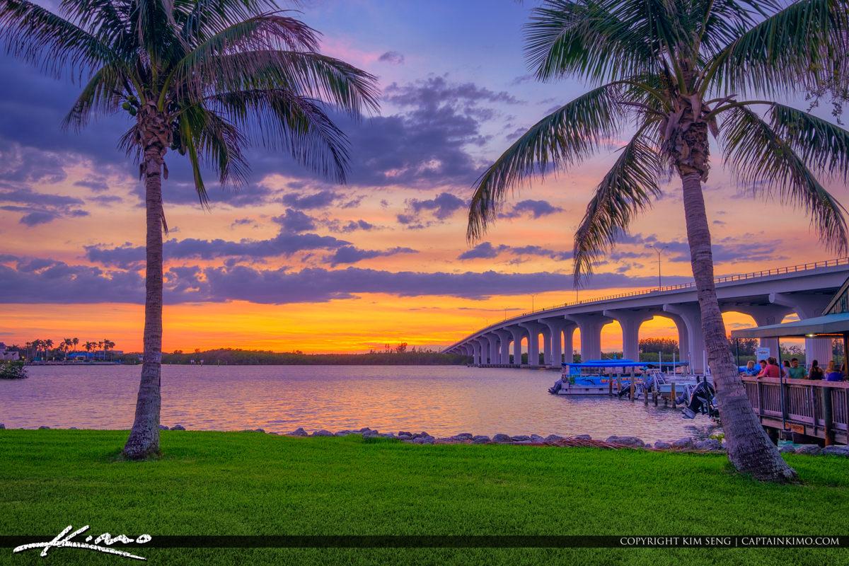 Lakeside Park North Palm Beach Aerial