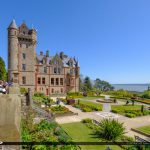 Belfast Castle Garden View Belfast Northern Ireland