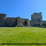 Carrickfergus Castle Belfast Northern Ireland
