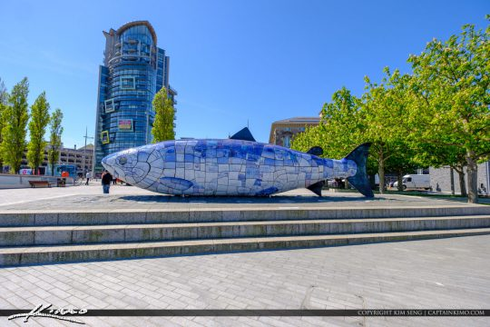 Big Fish Belfast Northern Ireland