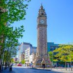 Albert Memorial Clock Belfast Northern Ireland