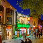 Downtown Dublin Republic of Ireland
