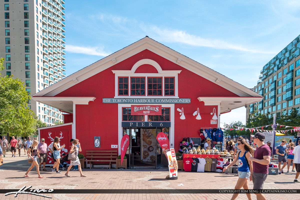 how to get to beavertails waterfront
