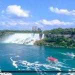 American Falls Ferry Niagara Falls ON Canada