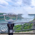 Gorgeous View at Horseshoe Falls Niagara Falls ON Canada