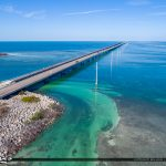 Emerald Blue Water Veterans Memorial Park Big Pine Key Seven Mil