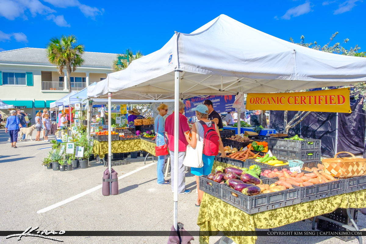 Vero beach flea market