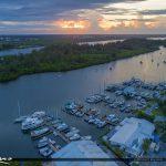 Marina Sunset Vero Beach Florida