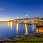 Riverside Cafe Indian River Merril P Barber Bridge Vero Beach Fl