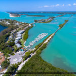 Gasparilla Island Blue Water Aerial Photography Boca Grande