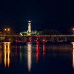 Burt Reynolds Tribute Photo of Jupiter Florida Lighthouse