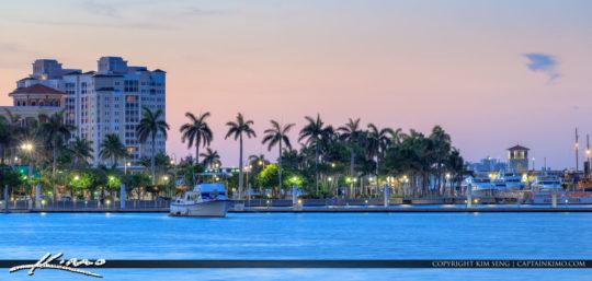 West Palm Beach Waterway