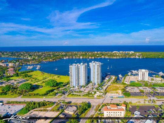 North Palm Beach Condo Water Club Lake Worth Lagoon