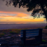 Watching the Sunset at Anna Maria Island Florida Beach