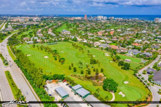 Boca Raton Florida Golf Course