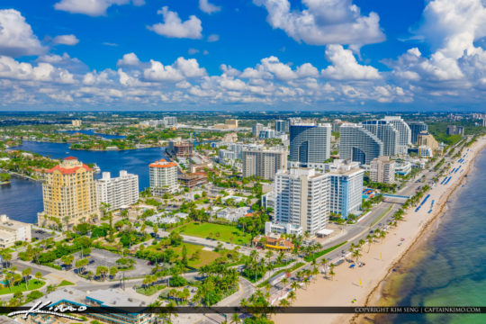 Fort Lauderdale Florida Beach Hotel and Condos