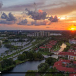 Sunset La Posada Senior Living Community Palm Beach Gardens Aeri