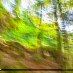 Cullasaja River Highlands North Carolina Blue Ridge Parkway Blur
