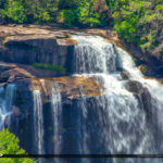 Whitewater Falls Nantahala National Forest Cashiers North Caroli
