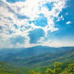 The Blowing Rock Mountain View Vertical