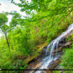 Cascade Falls Boone North Carolina Watauga County