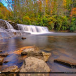 Brevard Dupont State Forest North Carolina Hooker Falls