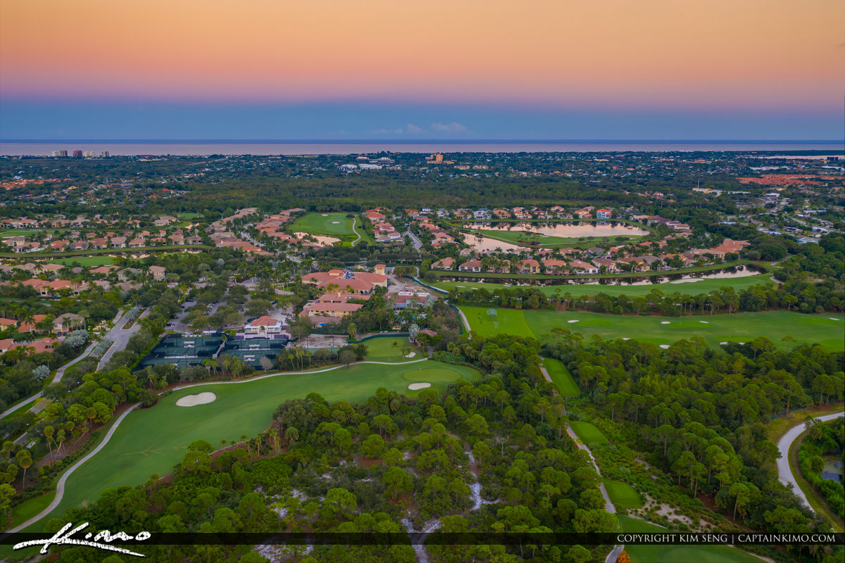 Frenchmans Reserve Golf Course Ocean View Real Estate Homes