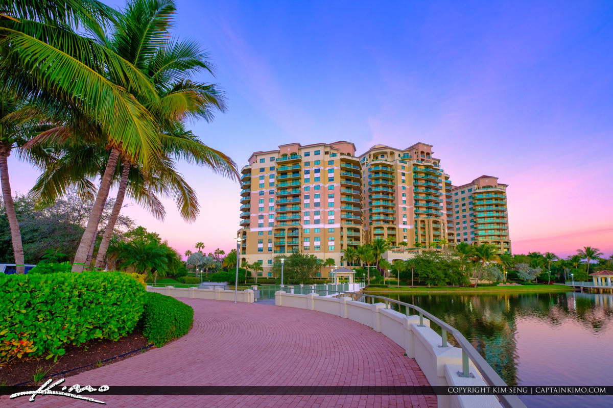 The landmark luxury apartment real estate photography palm - Luxury apartments palm beach gardens ...