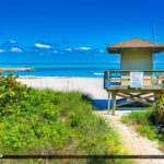 Jupiter Inlet Parking Lifeguard Tower Bluewater Surfers