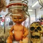 Creepy Doll Salem Massachusetts
