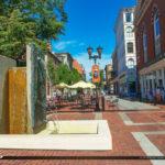Salem Massachusetts Downtown Street Photos