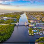 Boynton Beach Florida Aerial