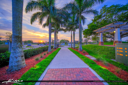 Community City Royal Palm Beach Commons Park
