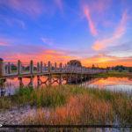 Boardwalk and Bridge Royal Palm Beach Commons Park