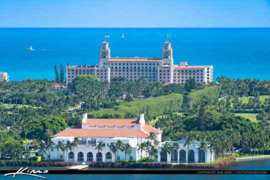 The Breakers Palm Beach and Henry Morrison Flagler Museum