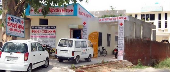 RedCrossGurdaspur