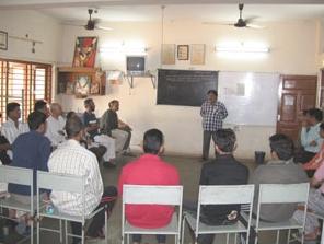 Serenity Foundation Classroom