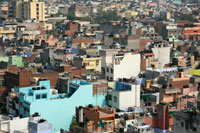 Rooftops of Old Delhi