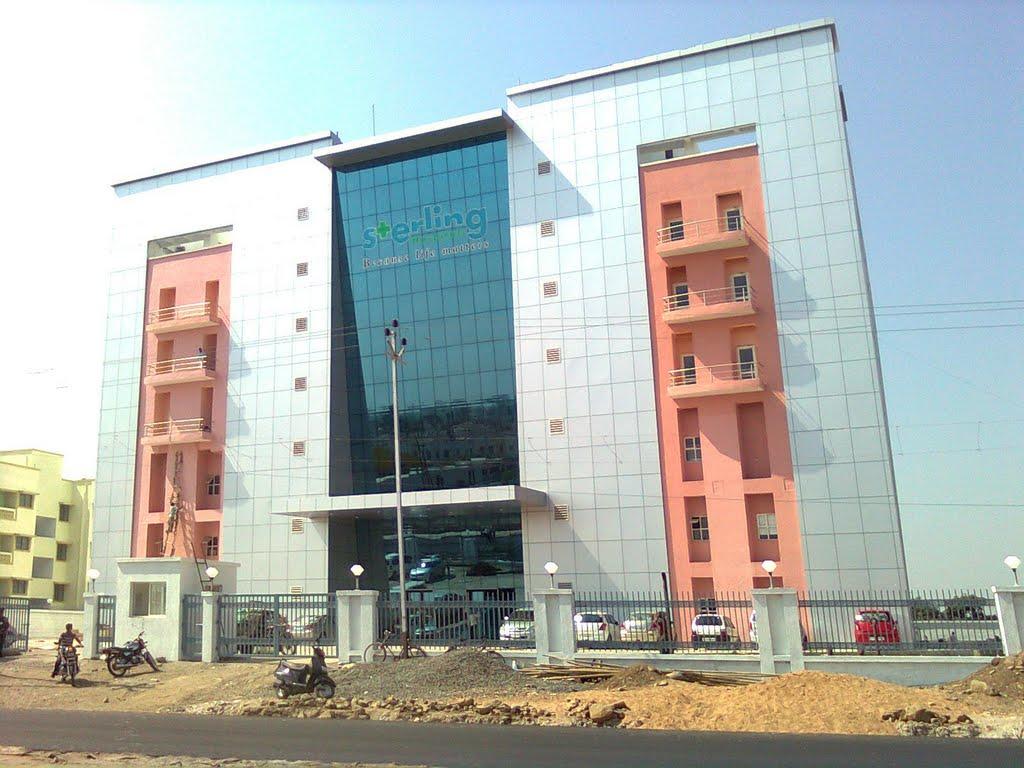 Sterling Hospital, Rajkot