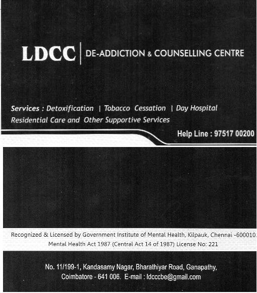 LDCC - Visiting Card