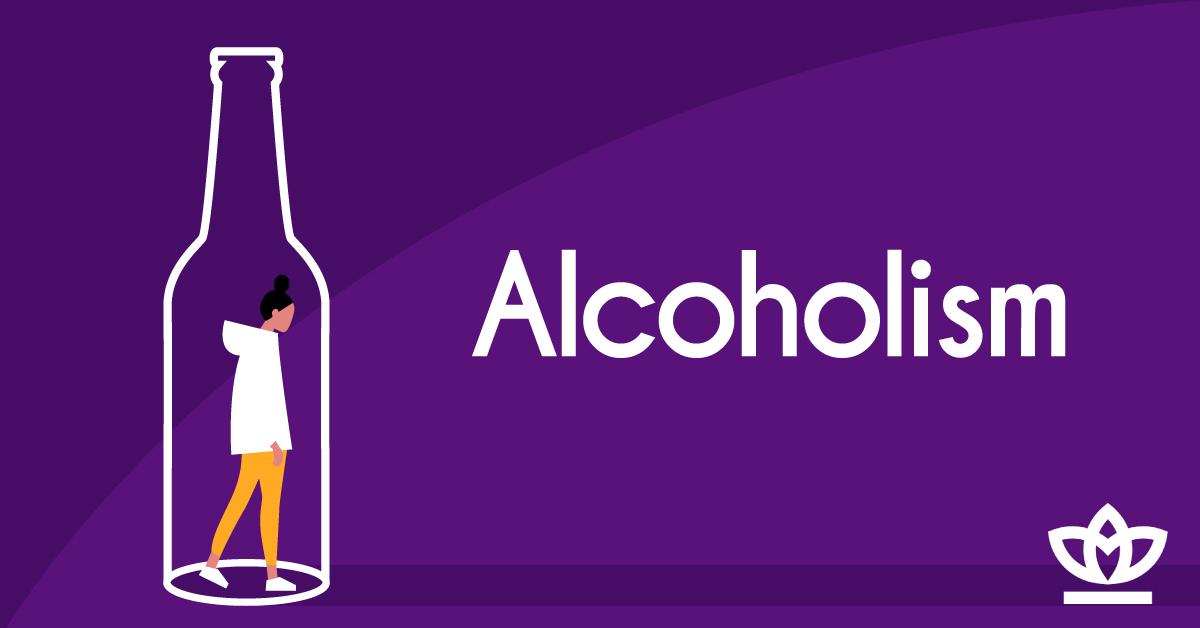 alcoholism or alcohol addiction explained